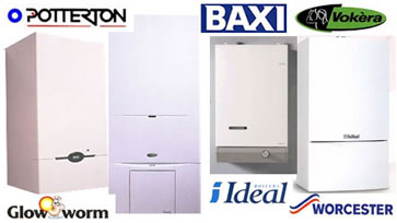 A-Rated Boiler Services services, supplies and fits replacement parts for all makes and models of boilers from major manufacturers including Worcester Bosch, Glow-worm, Potterton, Ideal, Baxi, Vokera & Grant Boilers in North Dublin & Meath